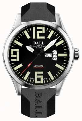 Ball Watch Company Mens engenheiro mestre ii aviador NM1080C-P14A-BK