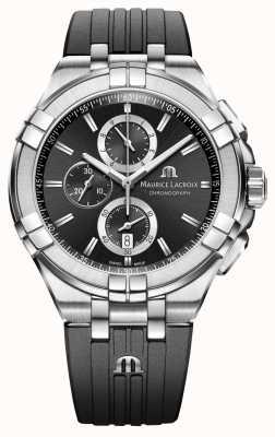 Maurice Lacroix Relógio de cronógrafo aikon para homem AI1018-SS001-330-2