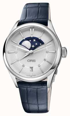 Oris Artelier grande lune data da lua 01 763 7723 4051-07 5 18 64FC