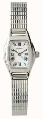 Sekonda Senhoras mop dial ss expansão pulseira relógio 4255
