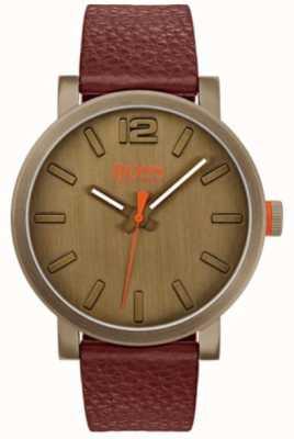 Hugo Boss Orange Mens bilbao assistir em marrom 1550036