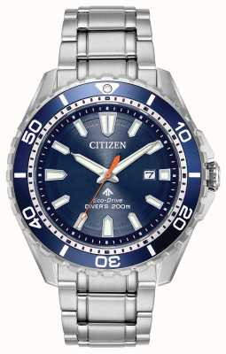 Citizen Eco-drive mens promaster mergulhadores de 200m BN0191-55L