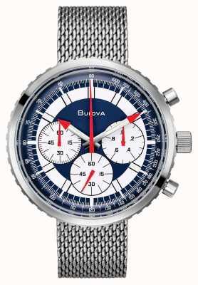 Bulova Relógio de edição especial c do cronógrafo dos homens 96K101