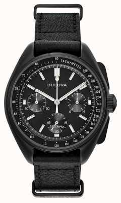 Bulova Cronógrafo piloto lunar de edição especial para homem 98A186