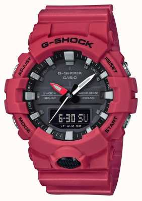 Casio Relógio de pulso multifunções para homem g-shock GA-800-4AER