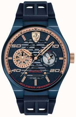 Scuderia Ferrari Azul speciale 0830459