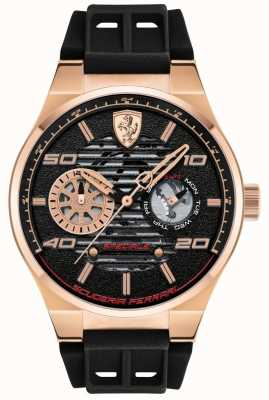 Scuderia Ferrari Ouro rosa speciale 0830458