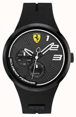 Scuderia Ferrari Dial fxx preto 0830472
