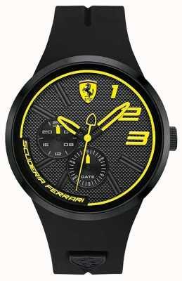 Scuderia Ferrari Mostrador amarelo e preto Fxx 0830471