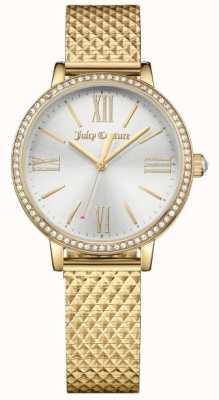 Juicy Couture (sem caixa) relógio socialite feminino ouro 1901613