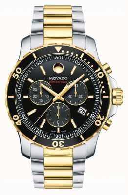 Movado Relógio cronógrafo série 800 para homem 2600146