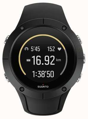 Suunto Unisex spartan trainer pulso hr monitor preto SS022668000