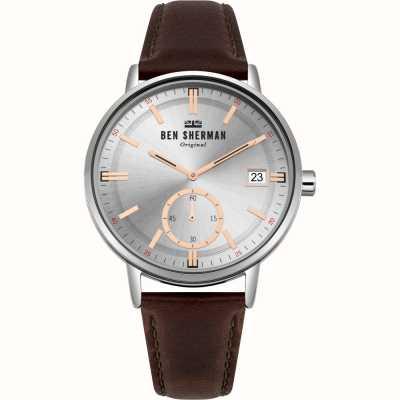 Ben Sherman Mens relógio portobello WB071SBR