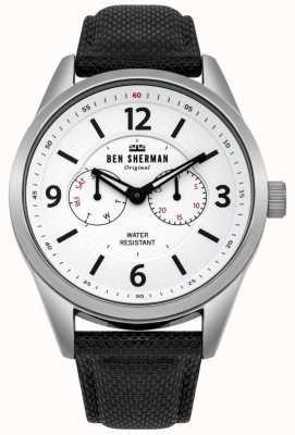 Ben Sherman Mens grande carnaby utilitário watch WB069WB