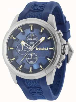 Timberland Seletor de cinta de silicone Boxford azul 15253JS/03P