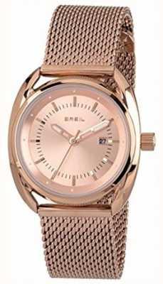 Breil Beaubourg aço inoxidável ipr rose gold dial TW1679
