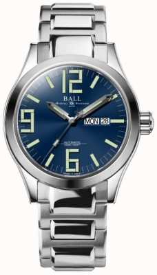 Ball Watch Company Engenheiro genesis 43mm mostrador azul NM2028C-S7-BE