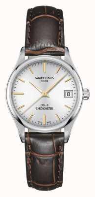 Certina Relógio de cronómetro de quartzo para mulher ds-8 C0332511603101