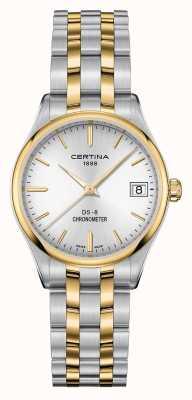 Certina Relógio de cronómetro de quartzo para mulher ds-8 C0332512203100