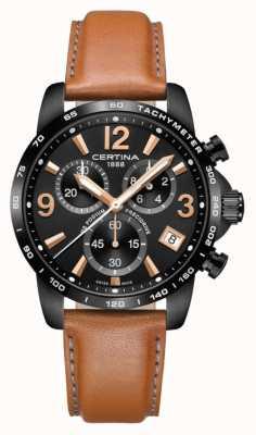 Certina Mens ds relógio de cronômetro precidrive pódio C0344173605700