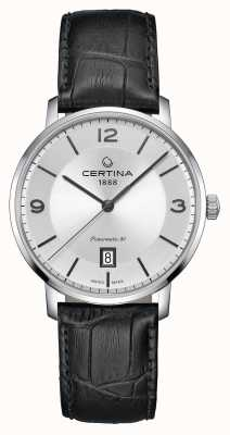 Certina Mens ds caimana powermatic 80 relógio C0354071603700