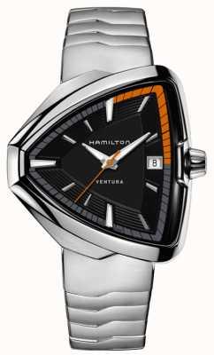 Hamilton Relógio de aço inoxidável Ventura elvis80 H24551131