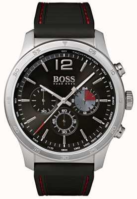 BOSS Relógio cronógrafo profissional para homem, preto 1513525