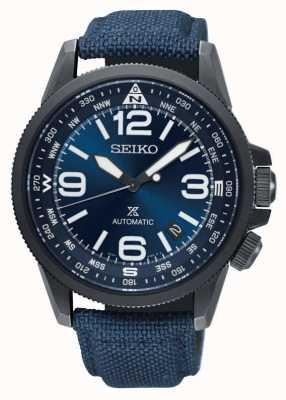 Seiko | prospex | terra | automático | relógio de cinta de nylon | SRPC31K1
