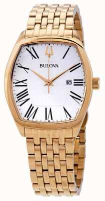 Bulova | relógio embaixador clássico feminino | 97M116
