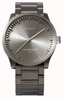 Leff Amsterdam Pulseira de aço caso aço relógio s38 LT71101