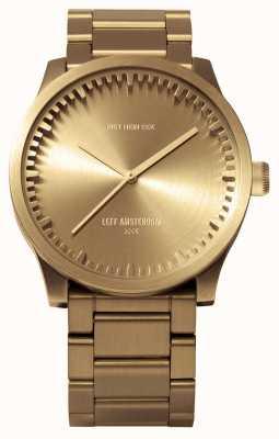 Leff Amsterdam Pulseira de latão de relógio de bronze s42 LT72103