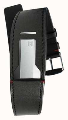 Klokers Klink 01 cinta preta de cetim apenas 22mm de largura 230mm de comprimento KLINK-01-MC1