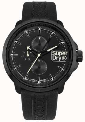 Superdry Mostrador preto cinta ranger preto SYG218BB