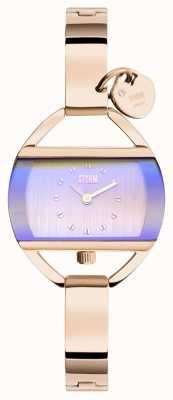 STORM Sedutora charme violeta rosa de ouro 47013/V