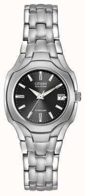 Citizen Titânio feminino EW1400-53H