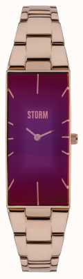 STORM Ixia rosa ouro roxo 47255/P