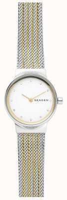 Skagen Bracelete de aço inoxidável para mulher SKW2698