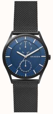 Skagen Mens holst pulseira de aço inoxidável SKW6450