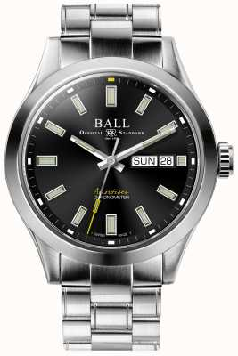 Ball Watch Company Engineer de edição limitada iii endurance 1917 classic 40mm NM2182C-S4C-BK