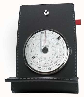 Klokers Klok 01 mesa e bolso para cabeça de relógio amarelo KLOK-01-D1+KPART-01-C2