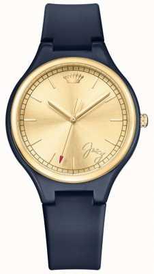 Juicy Couture Relógio do sonhador das mulheres da Marinha 1901643