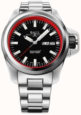 Ball Watch Company Hidrocarboneto devgru de edição limitada NM3200C-SJ-BKRD