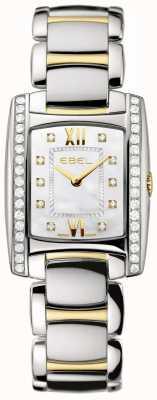 EBEL Conjunto de diamantes de ouro amarelo de 18k de Brasília 1215769