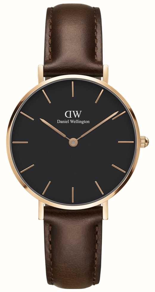 484cac3b1d6 Daniel Wellington Mens Clássico Relógio De Bristol Caixa De Ouro ...