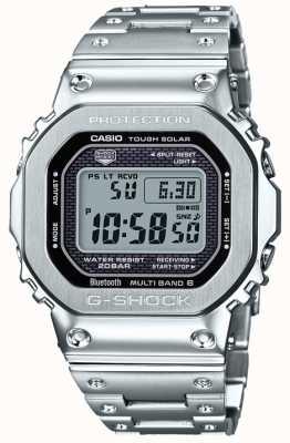 Casio G-shock edição limitada rádio controlado bluetooth solar GMW-B5000D-1ER