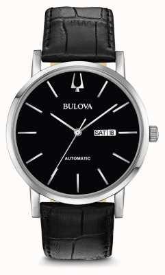 Bulova Relógio automático clipper americano masculino 96C131