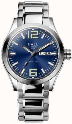 Ball Watch Company Engenheiro iii king blue dial aço inoxidável NM2026C-S12A-BE