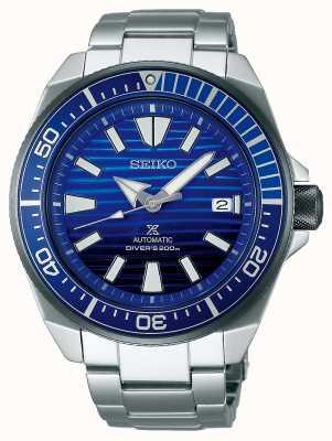 Seiko | prospex | salve o oceano | samurai | automático | de mergulhador | SRPC93K1