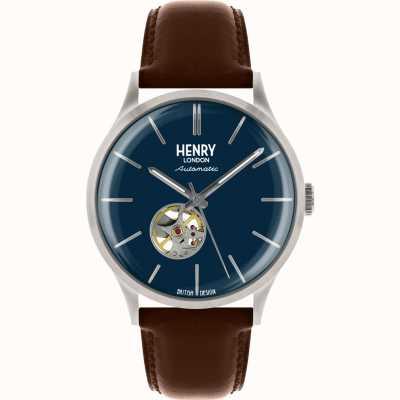 Henry London Mens henry london herança automática HL42-AS-0277