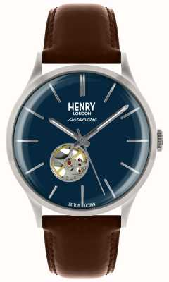 Henry London Mens henry london herança automática HL42-AS-0277
